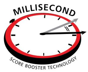 Millisecond - the score booster technology